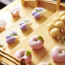 和菓子びゅっふぇ